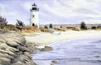 Edgartown Light, Martha's Vineyard
